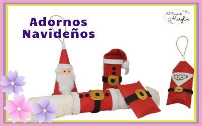 MANUALIDADES NAVIDEÑAS CON TUBOS DE PAPEL HIGIENICO