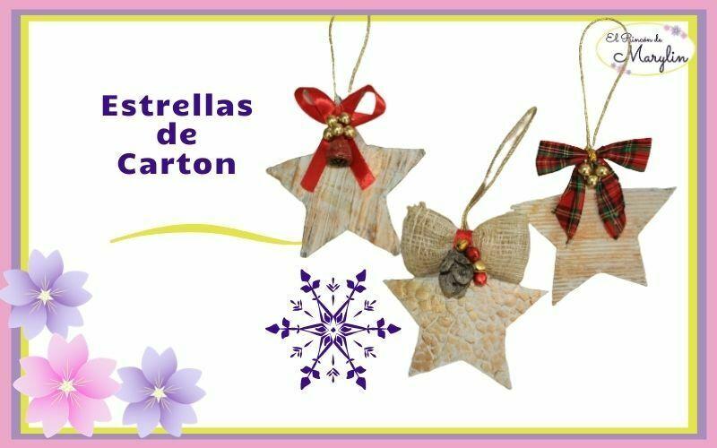ESTRELLAS DE CARTON