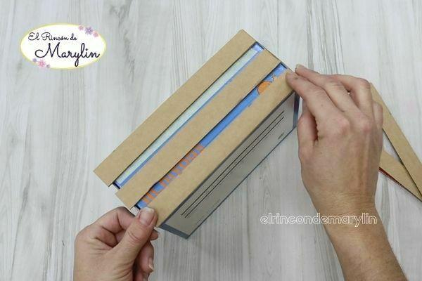 madera de carton