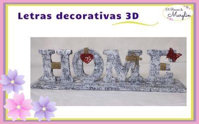Manualidades  decorativas fáciles con CARTON