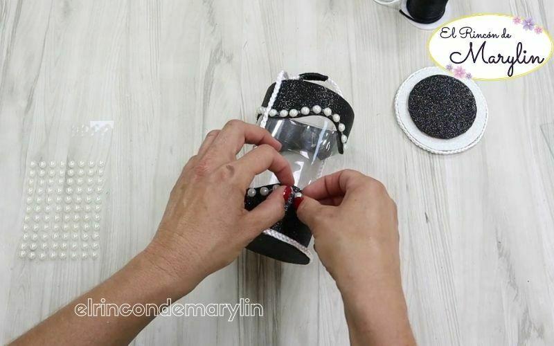 como hacer un farolillo